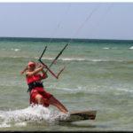 Кайтинг в Крыму: Межводное, Тарханкут, Сиваш