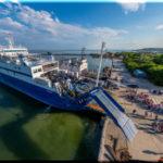 Порт-Крым: все о паромной переправе в г. Керчь