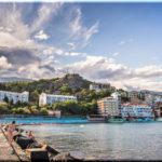 Курорты Крыма на Азовском и Черном море
