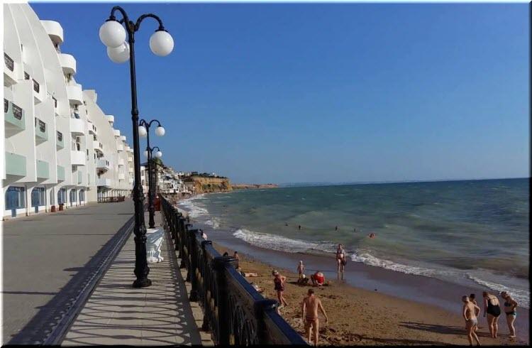 пляж Наш парус