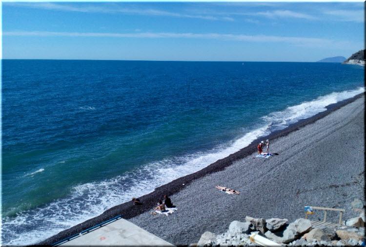 Пляжи эллингов