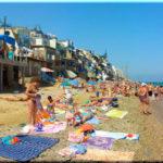 Лучшие пляжи поселка Кача. Рейтинг — ТОП-4