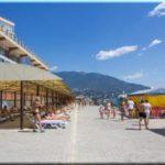 Пляжный отдых в Никите и Отрадном. Лучшие пляжи