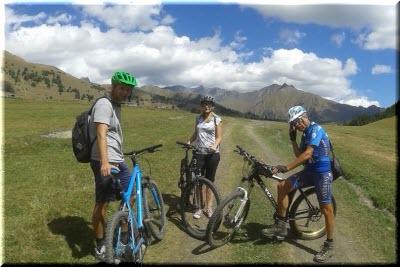 по горам Крыма на велосипеде