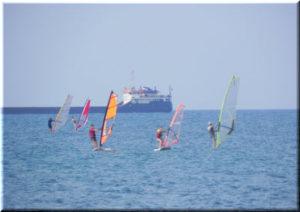 Виндсерфинг в Крыму