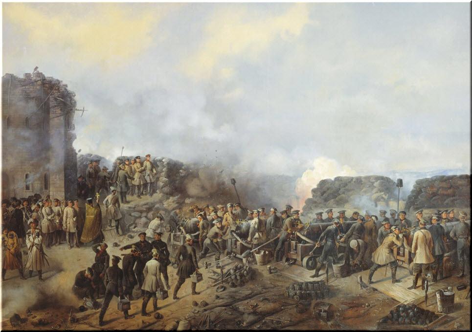 Бой на Малаховом кургане