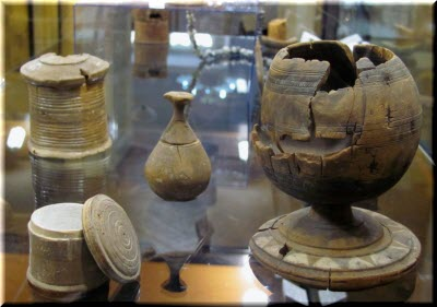фото находок в Археологическом музее