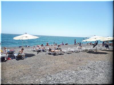 фото Приморского пляжа