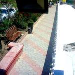 Онлайн камера у ресторана «Екатерина» в Новом Свете