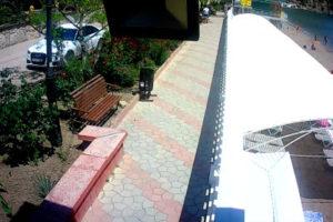 фото с камеры кафе Екатерина