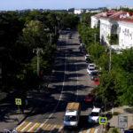 Онлайн камера на проспекте Нахимова в Севастополе