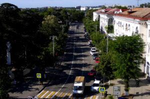 фото с камеры на проспекте Нахимова