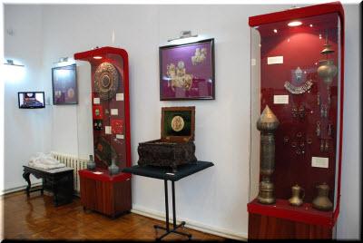 фото внутри Краеведческого музея