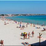 Где и какие пляжи в поселке Межводное (Крым)