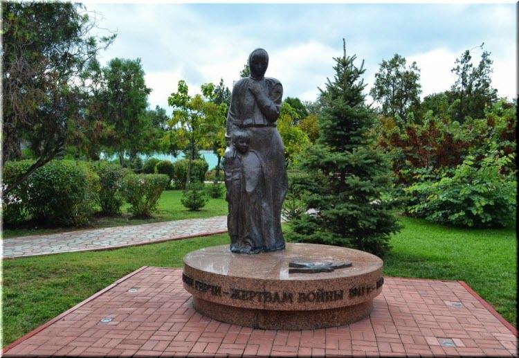 Детям-жертвам Великой Отечественной войны