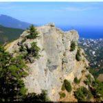 Ставри-Кая — крестовая гора-скала, парящая над Ялтой