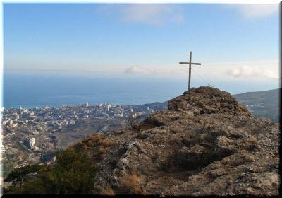 крест на Крестовой горе