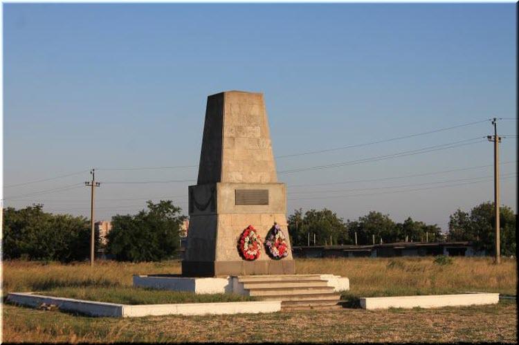 Мемориал над Аджимушкайским рвом