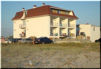 отель Юг в Штормовом