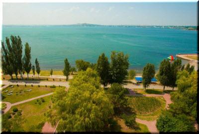 парк санатория Москва-Крым