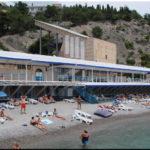 Лучшие пляжи поселка Гаспра и набережная