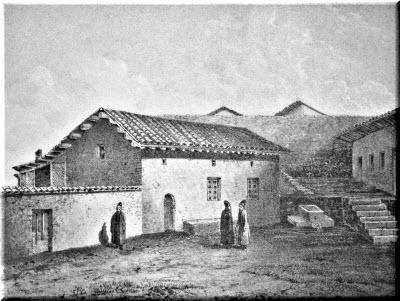 старое фото Феодосийской кенассы
