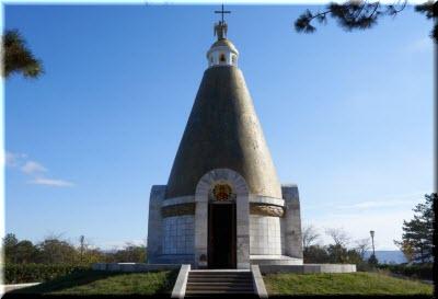 часовня Георгия Победоносца