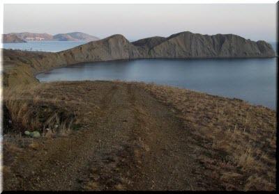 фото Мертвой бухты