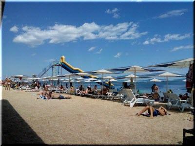 фото пляжа Баунти