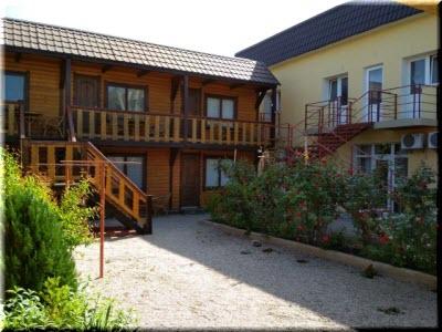 гостевой дом Романкош