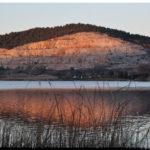 Гора Гасфорта и озеро Гасфортовское в Севастополе
