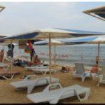 Пляж Банути — тропический рай в центре Феодосии