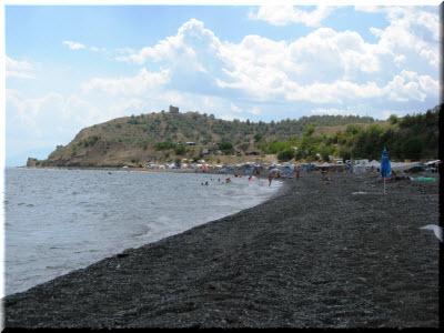 пляж Зеленогорья