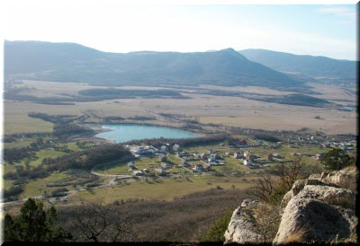 село Орлиное