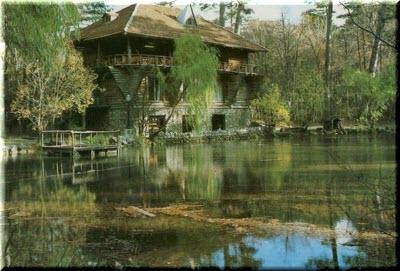 старые фото озера Караголь