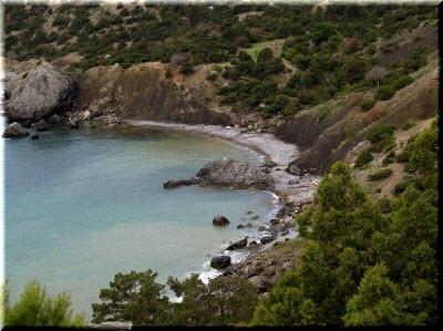 фото Черепашьего пляжа