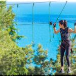 «Лень в пень» — лучший веревочный городок в Крыму