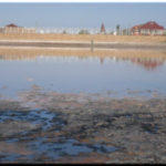 Аджибайчикское — очень соленое озеро у села Штормовое
