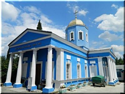 фото Покровской церкви вблизи