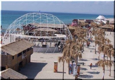 фото с пляжа Казантип