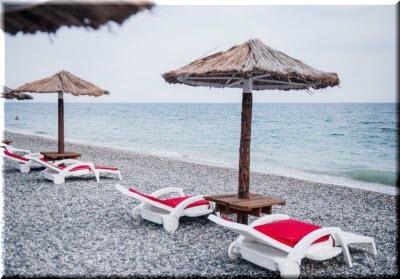 фото с пляжа Роял-Бич