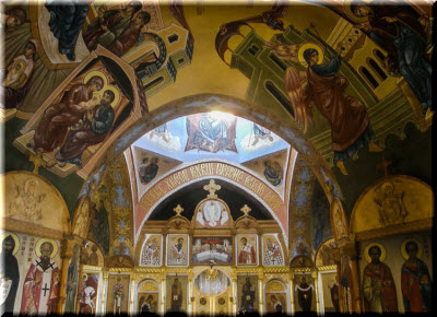 фото церковной росписи
