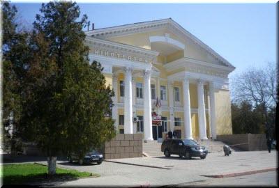 кинотеатр Украина в Керчи