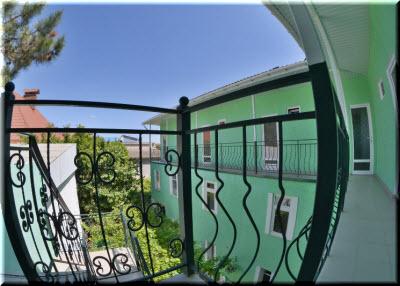 гостевые дома в Песчаном