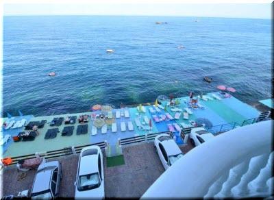 отели Утеса на берегу моря