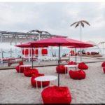 Роял-Бич — лучший молодежный пляж Евпатории