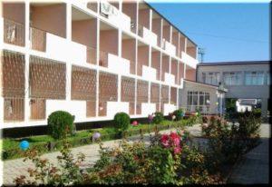 санаторий Северный в Евпатории