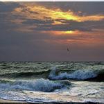 Азовское море — самое маленькое и мелкое в мире