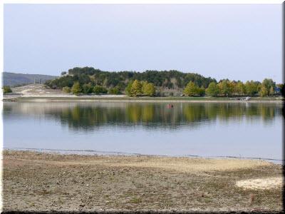 фото Бахчисарайского водохранилища