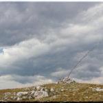Гора Каратау — черный проход в мир духов близ Алушты